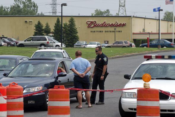 3 agosto de 2010. Omar Sheriff Thornton, de 34 años asesina a tir...