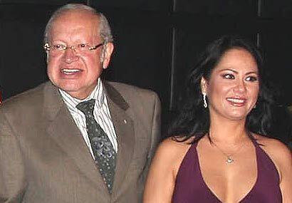 Eduardo Manzano y Samia tendrán que improvisar y hacer muchas bromas.