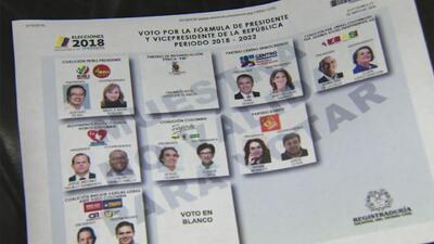 Los colombianos de Houston ya comenzaron a votar en las elecciones presidenciales de su país