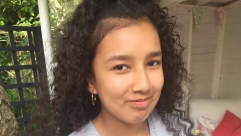 Jessica Urbano, de 12 años, es una de las personas desaparecidas...