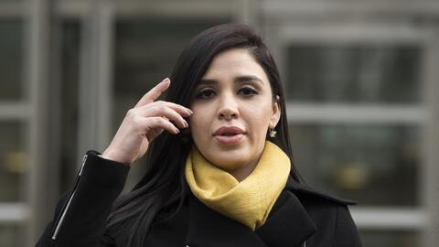 Emma Coronel en NY