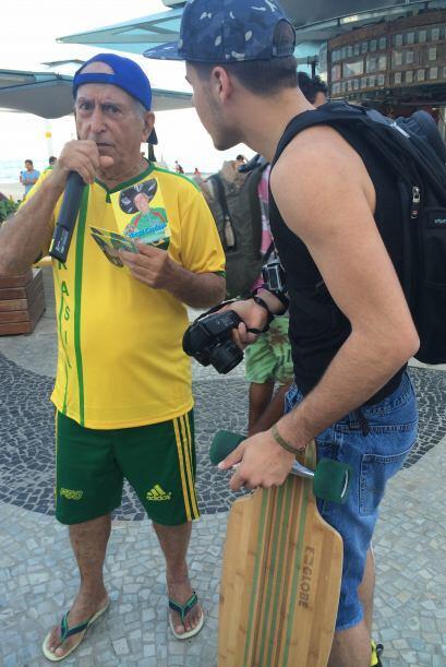 Jubem Cardoso será la nueva super estrella brasileña. Con un ritmo sin i...