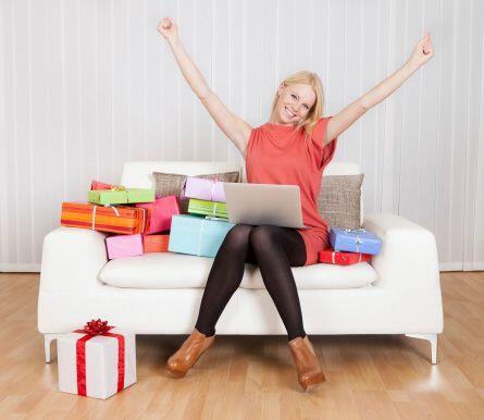 Comprar en línea, es otra opción que Gottsman considera vi...