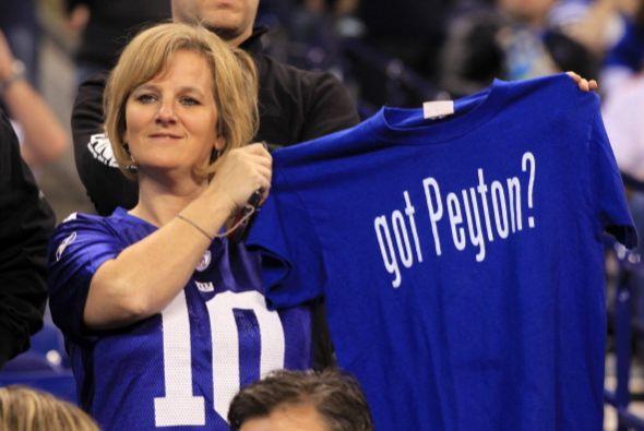La afición de Colts mantuvo el enfoque en lo que, para ellos, es...
