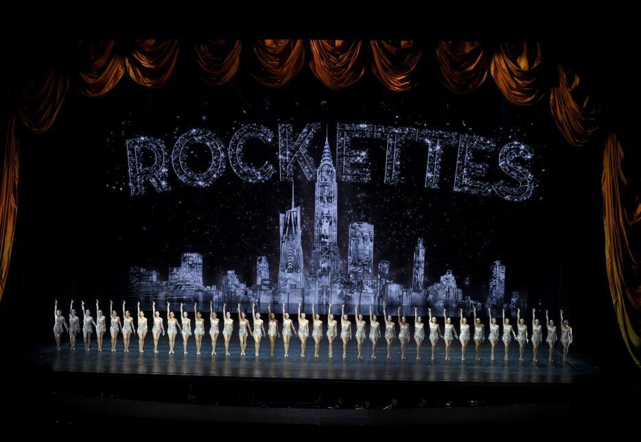 """Las 36 """"Rocketts"""" dan la bienvenida a esta nueva aventura."""