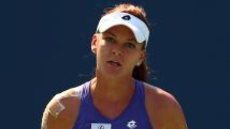 Radwanska, de 23 años, se une a Victoria Azarenka, Maria Sharapova y Ser...