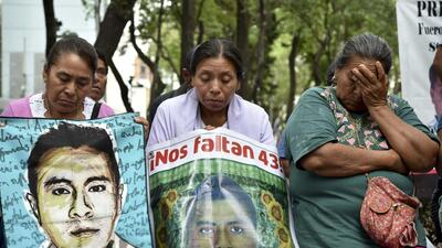 Families in Mexico have been demanding to know the truth for months afte...