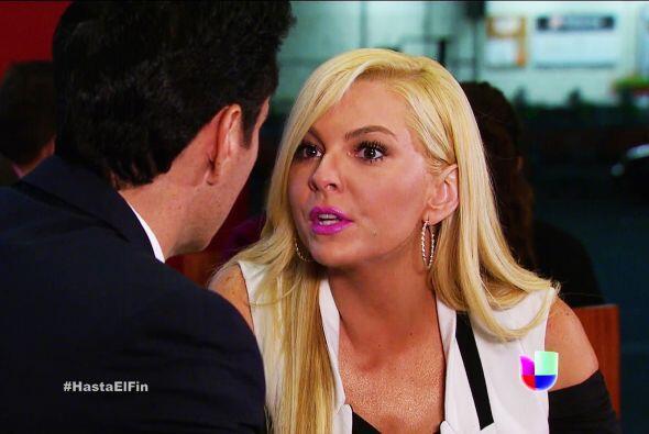 ¡Qué bueno que estás buscando a Fausto, Sofía!