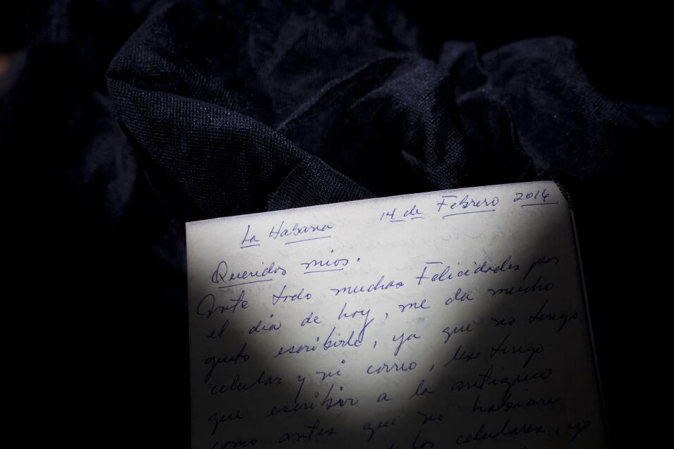 Las cartas que no pudieron recuperar los deportados estaban fechadas en...