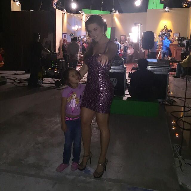 Alicia Machado cumple 21 años de ser reina de belleza 11208113_144903588...