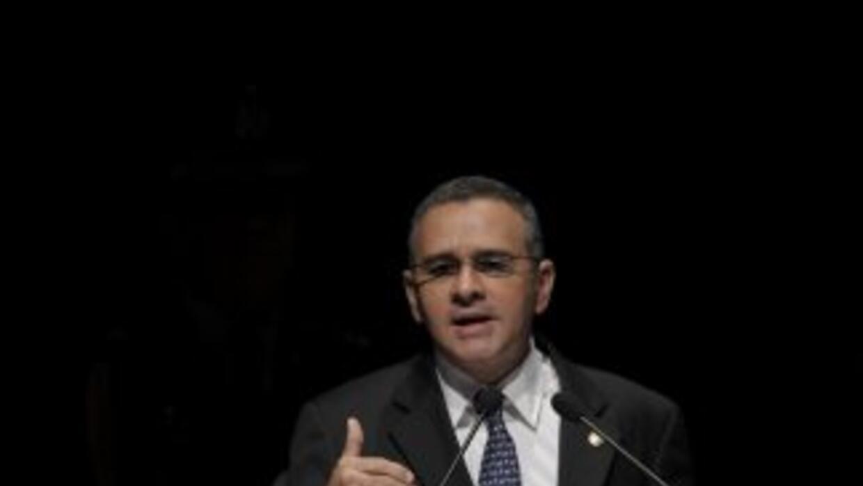 El presidente salvadoreño, Mauricio Funes dijo que uno de sus connaciona...