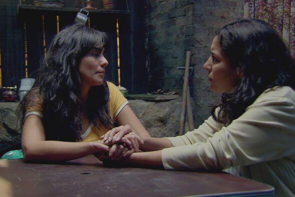 La mamá de Griselda le pide perdón por no haberle creído y la joven apro...