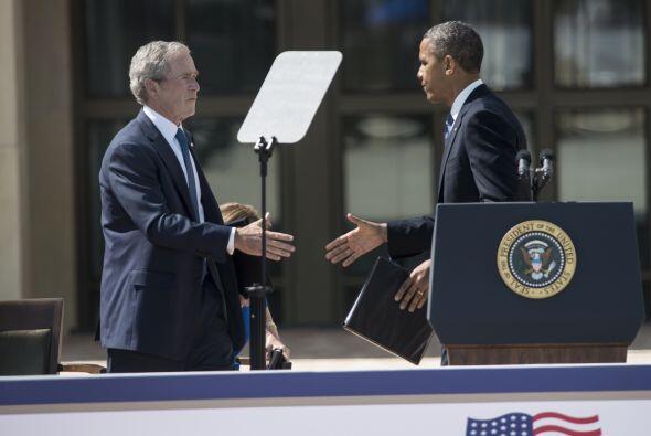 """Barack Obama destacó que hoy es """"un día especial para la democracia"""" por..."""