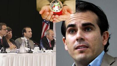 La Junta y gobernador se contradicen sobre fondos para pagar el bono de Navidad