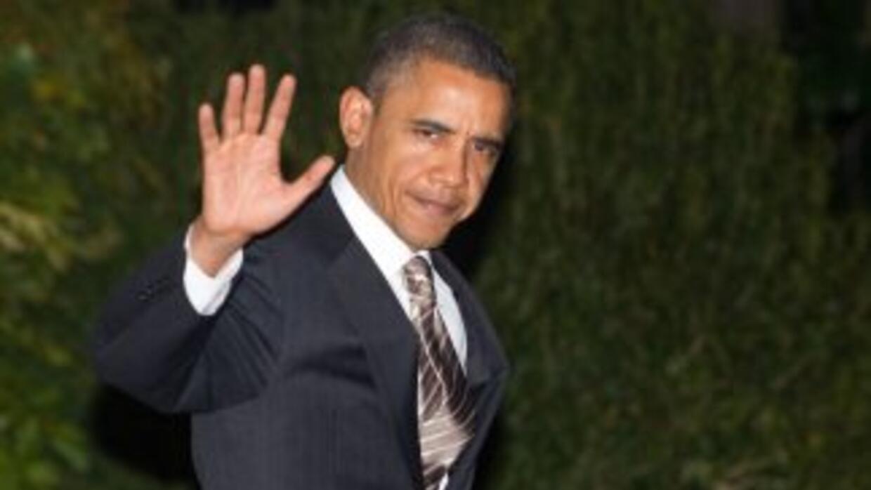 El Presidente de EU, Barack Obama, lleg'o a Portugal para determinar, ju...