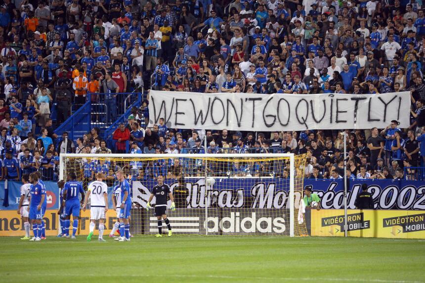 Imagenes de la jornada 27 de la MLS