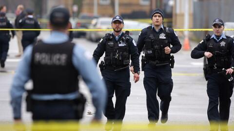 Violento fin de semana en Chicago