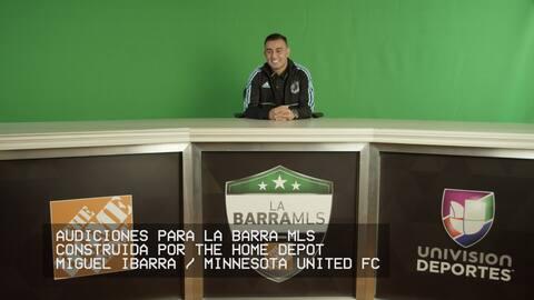 Diego Valeri y Miguel Ibarra se suman a las audiciones de La Barra MLS