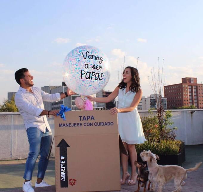 Andrea espera su tercer hijo, mientras que Fátima será mamá por primera vez