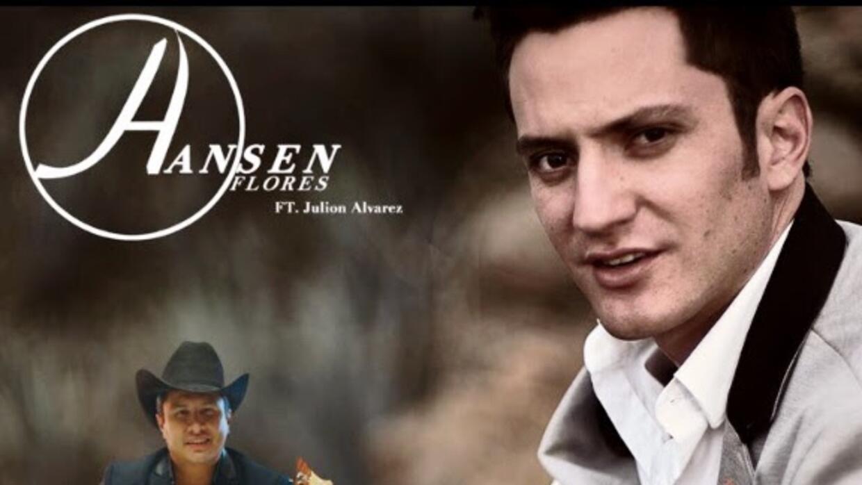 Disco JUlión y Hansen Flores