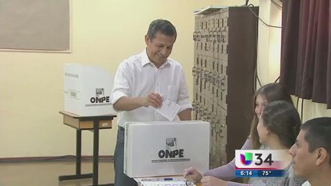 El voto en el extranjero podría ser clave para la victoria en Perú