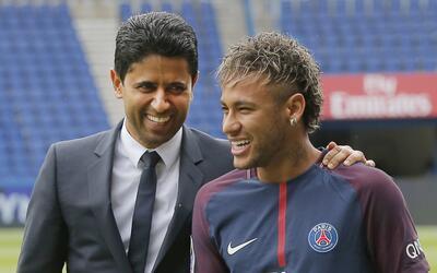 Al-Khelaifi busca retener a Neymar por todos los medios. Los otros candi...