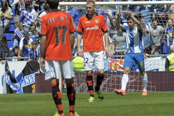 El Valencia, eso sí, viene de sufrir un duro correctivo (4-0) el domingo...