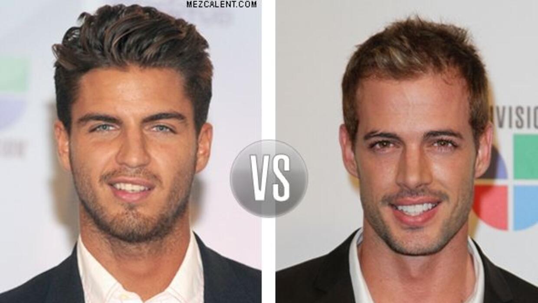 Uno es español y otro cubano pero ambos queridos por el público latino.
