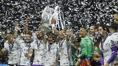 Real Madrid venció 4-1 a la Juventus