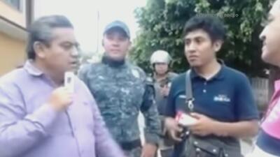 Video pone en el centro de la controversia a Hugo Jarquin, diputado fede...