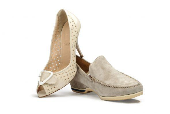 Salgan del blanco y el negro de todas las bodas, tus zapatos pueden tene...