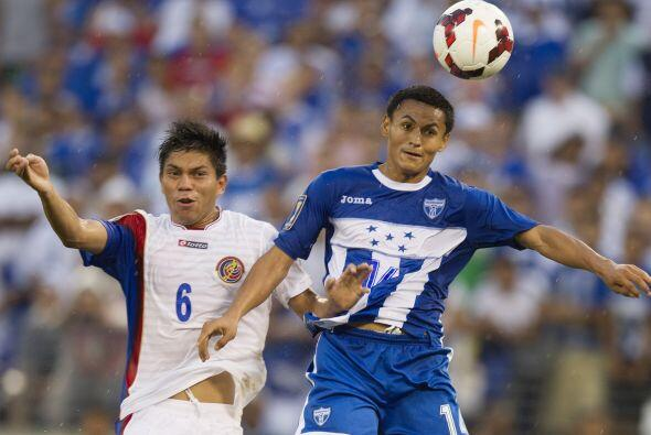Pero Costa Rica sacó el caracter y estuvo muy cerca de empatar.