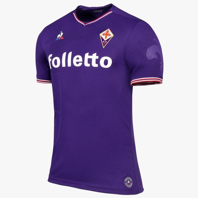 17. A.F.C. Fiorentina (Italia)