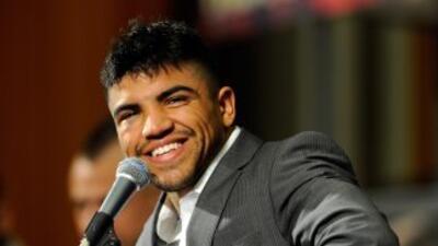 Víctor Ortizpodría ser el próximo rival de Saúl Alvarez.