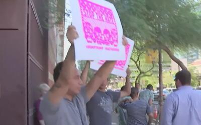 Se prevén protestas ante la visita de Donald Trump a Arizona