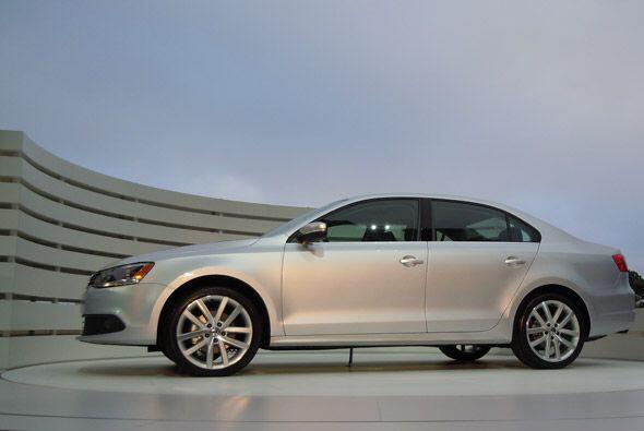 El nuevo diseño del seand VW más vendido en Estados Unidos es más elegan...