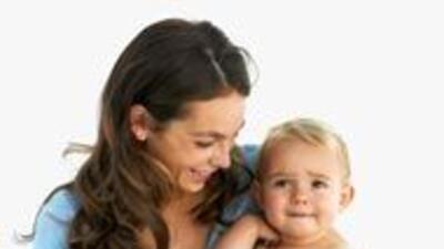 Para que tu hijo crezca sano y sin alergias, hay mucho que puedes hacer