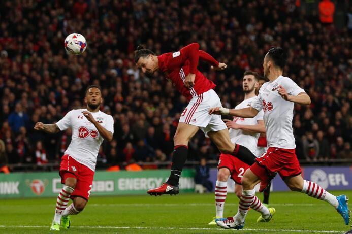 13. Zlatan Ibrahimovic (Manchester United / Suecia)