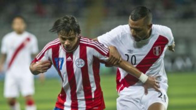 Perú-Paraguay