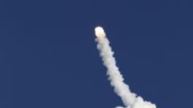 La India fracasó en un intento de lanzar un cohete propulsado con un mot...