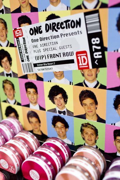 La agrupación 'One Direction' se ha convertido en un 'boom', pues estos...