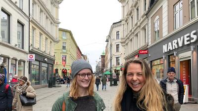 Noruega figura como el país 'más feliz' del mundo según el ranki...