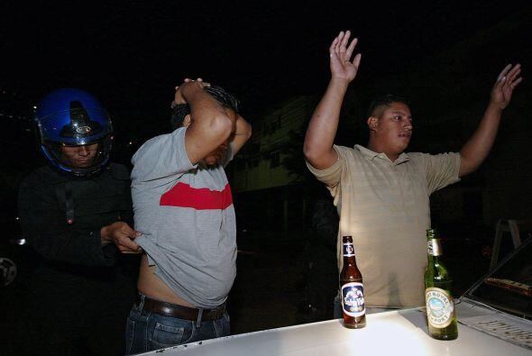 De acuerdo a funcionarios de la Central Mexicana de Alcohólicos Anónimos...