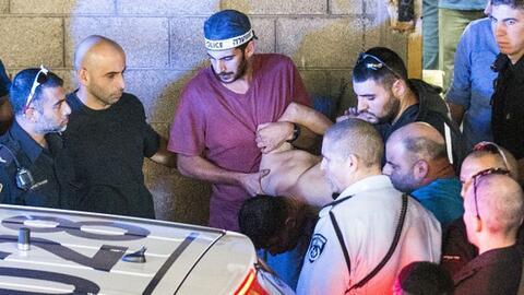Dos personas murieron en ataques de un palestino en Tel Aviv