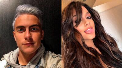 El amor 'virtual' de Paulo Dybala y su nueva novia, Oriana Sabatini