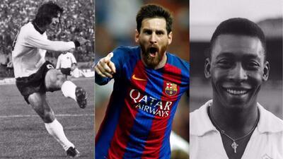 Messi ahora va tras dos leyendas en el 'Club de los 500 con una sola camiseta'