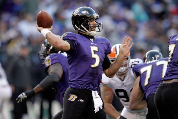 Los Cuervos de Baltimore buscan ganar su segundo Super Bowl con su quart...