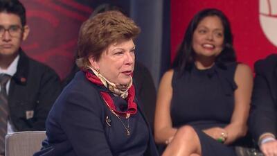 Delaine Eastin dice que tiene agallas para defender la educación en California