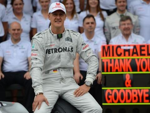 Tras concluír la temporada 2012, a sus 44 años, anunci&oac...