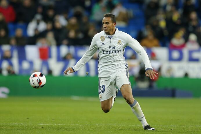 El reemplazo de Dani Alves en la Juventus sería otro brasileño. Danilo e...